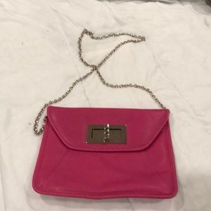 NWOT Apt. 9 Pink Crossbody Bag